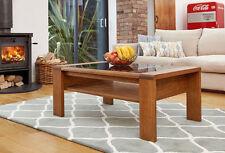 Unbranded Oak Modern Coffee Tables