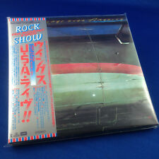 Paul McCartney & Wings: Wings Over America 1999 JAP PROMO Mini LP Rep TOCP-65507