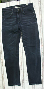 TTD Piers Jeans Hose Super Slim Stretchhose blau 26 W31 L32 S 44/46 stretchig
