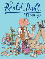 The Roald Dahl Treasury by Roald Dahl, Acceptable Used Book (Hardcover) Fast & F