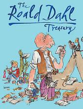 The Roald Dahl Treasury-ExLibrary