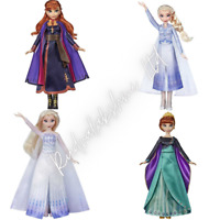 Frozen 2 Singing Dolls Assorted Versions - Anna/Elsa