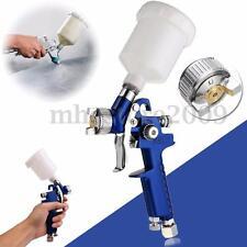 Mini Air Spray Gun   0.8mm HVLP Touch Up Paint Sprayer Car Detail Spot Repair