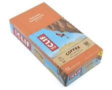 160381 Clif Bar Caramel Macchiato Coffee Bar (Box of 12)