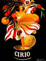 ART PRINT POSTER VINTAGE ADVERT EUROPEAN TINNED FRUIT NOFL1419
