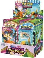 Pokemon Vivid Voltage Theme Deck | Choose Charizard or Drednaw | Sword & Shield