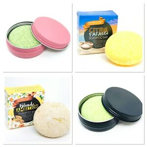 3 FOR £12 QUALITY SOLID SHAMPOO BAR VEGAN SHAMPOO ECO PLASTIC FREE