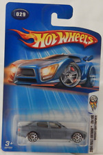 Hot Wheels First Editions 2004-029 Maserati Quattroporte Blue Spoke Ten Wheels