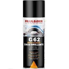 Zincante a Freddo Zinco Spray Lucido Brillante Protettivo Antiruggine 400 ml