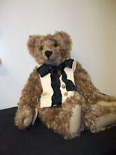 """Sandy'S Bearly Bruins - """"Sebestian"""" - Teddy Bear"""