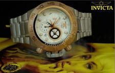 New Invicta 10141 Mid Size Subaqua Noma IV Ronda 5040 Quartz Chronograph Watch