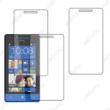 Lot x3 Film Protection Ecran Protecteur Anti Rayure Transparent HTC Windows 8S