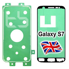 Samsung Galaxy S7 G930F LCD Display Front Frame + Back Cover Adhesive Tape Glue