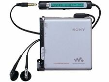 Sony Mz-Rh1 Hi-Md Walkman Minidisc/Mp3 Digital Music Player Import w/ECM-71
