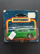 MATCHBOX OPEL VECTRA/VAUXHALL CAVALIER # MB41 RARE GREEN SEALED