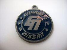 Vintage Keychain Pendant: GRUBS NISSAN