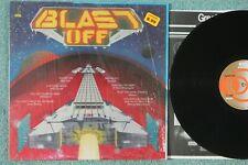 K-tel Blast Off 1982 NM/NM Shrink Van Halen Joan Jett Kansas Genesis KTel