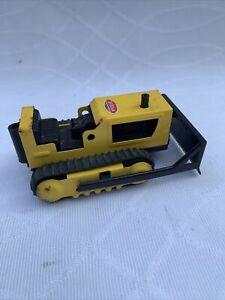 tonka toy bulldozer small Yellow