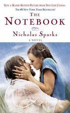 The Notebook Nicholas Sparks Romance Novel Movie Tie-In