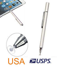 Fine Point Round Thin Tip Premium Capacitive Stylus Pen for iPad 2/3/4/air/mini