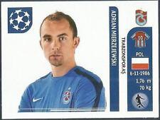 PANINI UEFA CHAMPIONS LEAGUE 2011-12- #136-TRABZONSPOR-ADRIAN MIERZEJEWSKI