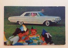 1964 Ford Custom 500 2-Door Sedan Postcard CLASSIC CAR!!!!  FREE SHIPPING!
