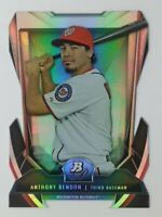 2013 13 Bowman Platinum Cutting Edge Stars Anthony Rendon Rookie RC #CES-AR