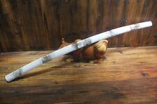 Japanese Hand Forged Kokuen Shirasaya Katana Samurai Sword Full Tang