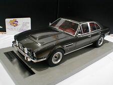 "Tecnomodel TM18-14A # Aston Martin V8 "" Lagonda Saloon 1974 "" graumetallic 1:18"