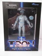 Diamond Select Toys Disney Tron Flynn Action Figure Walgreens Exclusive New