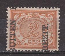 Nederlands Indie Netherlands Indies 83fb MLH BEZIT BUITEN sterk verschoven