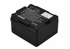 BATTERIA agli ioni di litio per Panasonic h288gk HDC-SD9 HDC-SD600 SS100 NV-GS330 PV-GS500