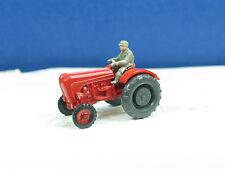 Wiking 386 tracteur porsche remorqueur w132