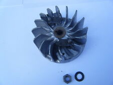 USED HUSQVARNA 44 FLYWHEEL WITH NUT AND WASHER