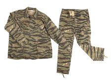 US Army Field Jacket Vietnam Tiger Stripe Suit R/S TROUSERS ERDL SW XXL