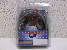 Goodridge Front Tri-Piece Brake Line Kit for 1985-1986 Harley FXRS Sport Models
