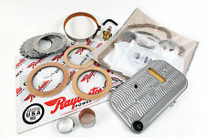 TH400 TURBO 400  MASTER REBUILD KIT 1967-1990 GM CLUTCHES FILTER BAND