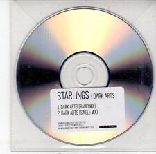 (EH74) Starlings, Dark Arts - 2011 DJ CD