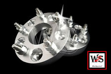 5LUG WHEEL SPACERS | ADAPTERS | 5X4.5 | 5X114.3MM| FORD MUSTANG MERCURY 1-INCH