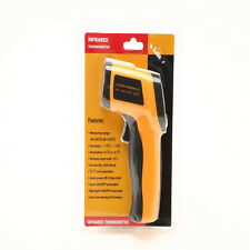 Non-Contact  Digital Laser Temperature Gun IR Infrared Thermometer Sight GM550