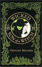 New Gregory Maguire Wicked Son of a Witch Leatherbound Classics Book Elphaba Oz