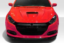 2013-2016 Dodge Dart Duraflex MP-R Hood - 1 Piece 113043