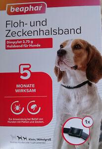 Flohhalsband Hund, Zeckenhalsband, Ungezieferhalsband, Beaphar, Flöhe, Zecken