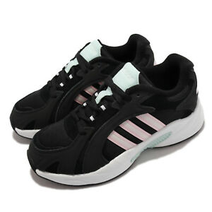 adidas Crazychaos Shadow 2.0 Black Pink White Women Running Sports Shoes GZ5444