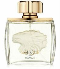 Lalique ( Lion ) Pour Homme Men Eau de Parfum Spray 2.5 oz - New Tester With Cap