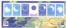 Mint Never Hinged/MNH Space Alderney Regional Stamp Issues