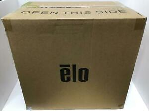 """Elo 17"""" Touch Computer N3450 4GB RAM 128SSD Win 10 ACCUTOUCH E518989"""