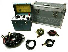 Megger Programma Mom200a Microhmmeter Mom 200a Micro Ohmmeter