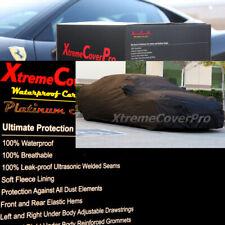 2019 2020 VOLVO S60 WATERPROOF CAR COVER W/MIRROR POCKET -BLACK