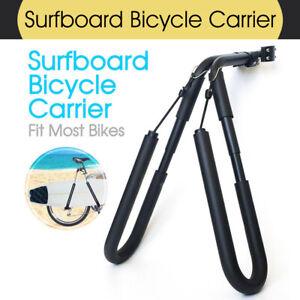 Surfboard Bicycle Carrier Rack Bike Skimboard New Side Kiteboard Holder AU Stock